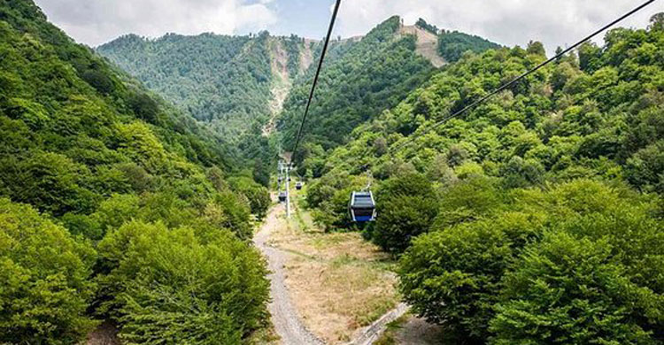 Gabala & Shamakhi GROUP tour