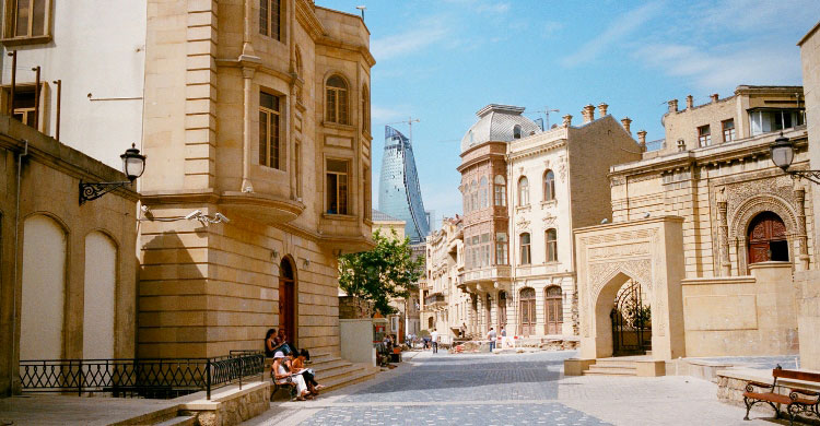 Baku City Tour PRIVATE (walking)