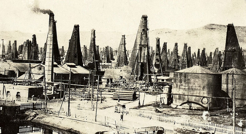 first-oil-well-drill-baku